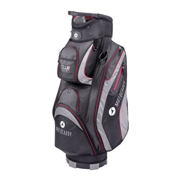Picture of Motocaddy Club-Series Golf Bag 2019 - Black/Red