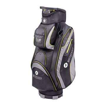 Picture of Motocaddy Club-Series Golf Bag 2019 - Black/Yellow