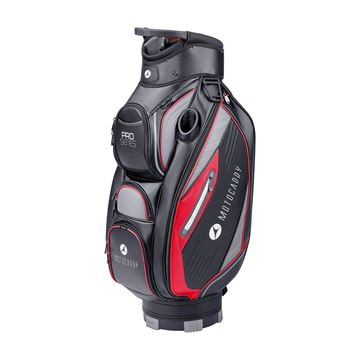 Picture of Motocaddy Pro-Series Golf Bag - Black/Red