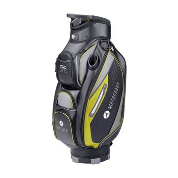 Picture of Motocaddy Pro-Series Golf Bag - Black/Yellow