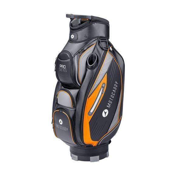Picture of Motocaddy Pro-Series Golf Bag - Black/Orange