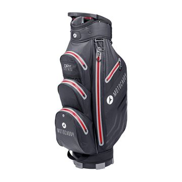 Picture of Motocaddy Dry-Series Golf Bag 2019 - Black/Red