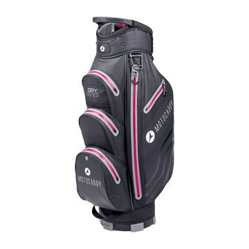 Picture of Motocaddy Dry-Series Golf Bag 2019 - Black/Pink