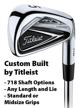 Picture of Titleist AP2 716 Irons **Custom built for you** Left Handed