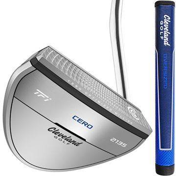 Picture of Cleveland TFI 2135 Satin Cero Putter