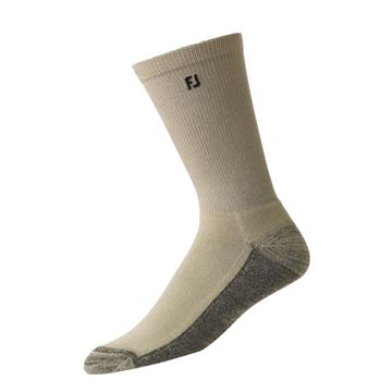 Picture of Footjoy Mens ProDry Crew Socks - Driftwood