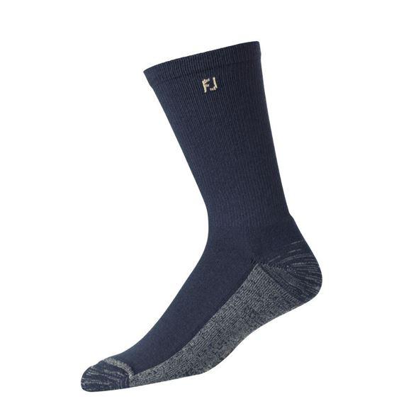Picture of Footjoy Mens ProDry Crew Socks - Navy