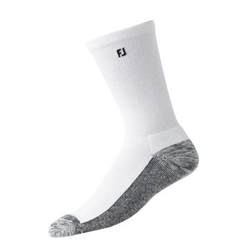 Picture of Footjoy Mens ProDry Crew Socks - White