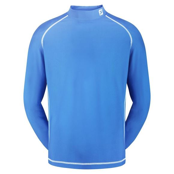 Picture of Footjoy Thermal Base Layer Shirt - Blue