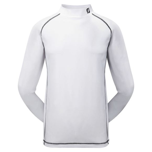 Picture of Footjoy Thermal Base Layer Shirt - White
