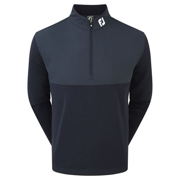 Picture of Footjoy Chill-Out Xtreme Hybrid Pullover - Navy