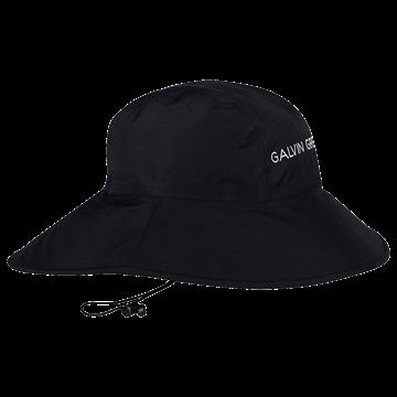 Picture of Galvin Green Mens Aqua Hat - Black