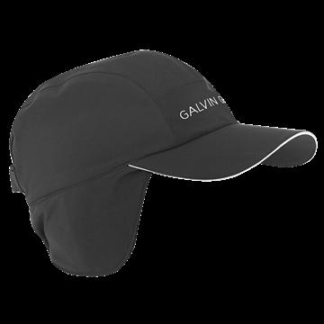 Picture of Galvin Green Mens Arctic Cap - Black