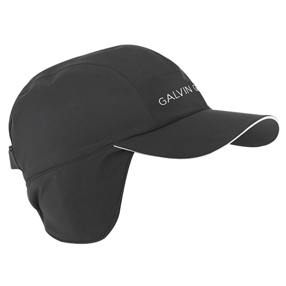 Picture of Galvin Green Mens Arctic Cap - Black