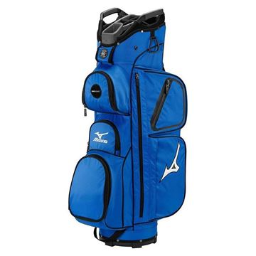 Picture of Mizuno Elite Cart Bag - Blue