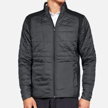 Picture of Under Armour Mens Storm Insulated Jacket - Grey