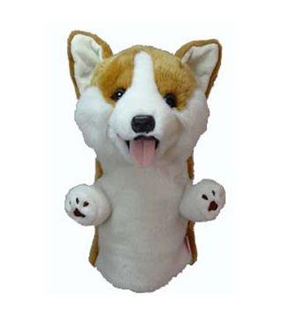 Picture of Daphne's Animal Headcover - Corgi
