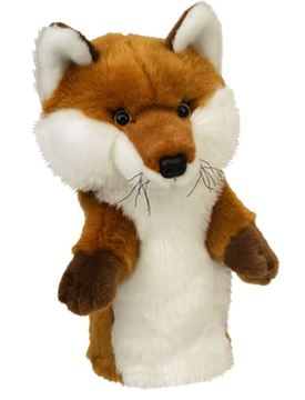 Picture of Daphne's Animal Headcover - Fox