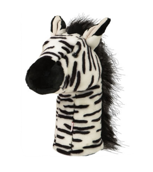 Picture of Daphne's Animal Headcover - Zebra