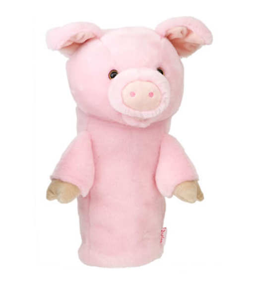 Picture of Daphne's Animal Headcover - Pig
