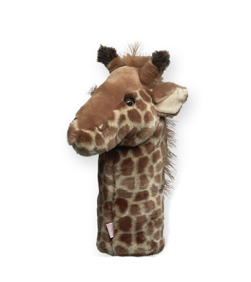 Picture of Daphne's Animal Headcover - Giraffe
