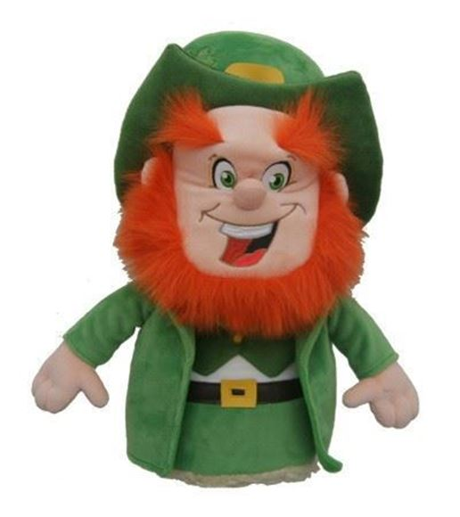 Picture of Daphne's Animal Headcover - Leprechaun