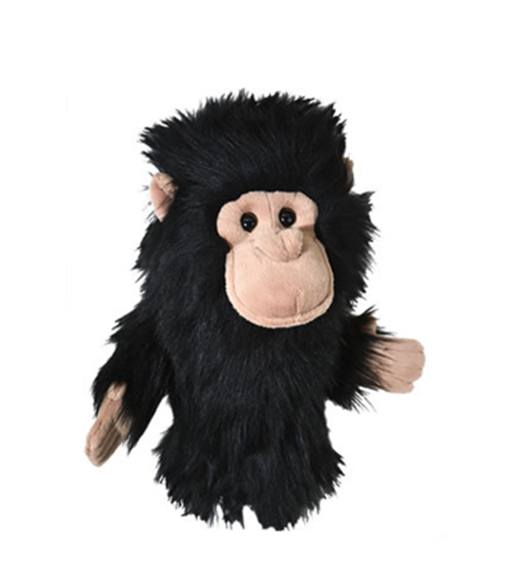 Picture of Daphne's Animal Headcover - Chimpanzee