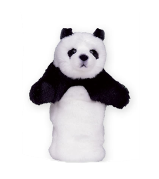 Picture of Daphne's Animal Headcover - Panda