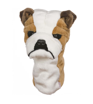 Picture of Daphne's Animal Headcover - Bulldog