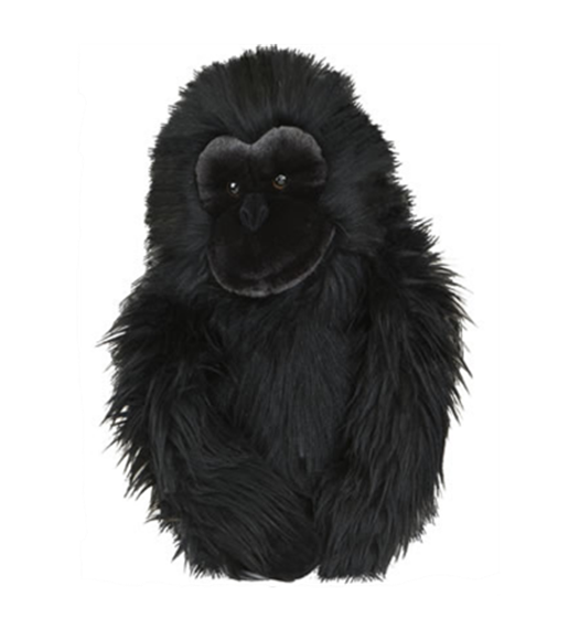 Picture of Daphne's Animal Headcover - Gorilla