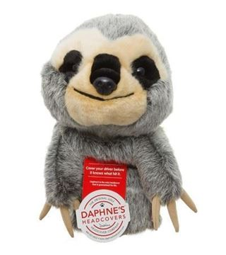 Picture of Daphne's Animal Headcover - Sloth