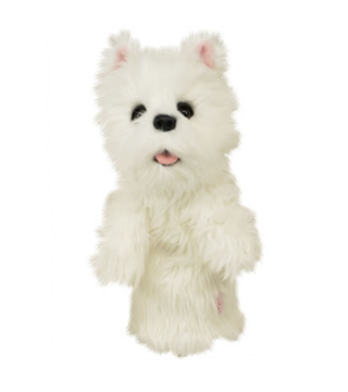 Picture of Daphne's Animal Headcover - West Highland Terrier