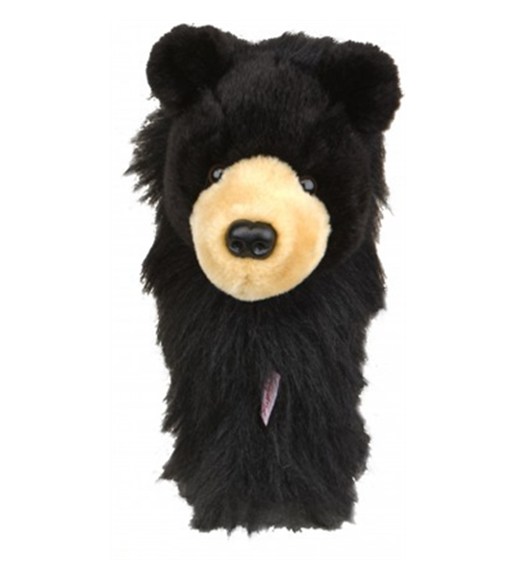 Picture of Daphne's Animal Headcover - Black Bear
