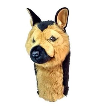 Picture of Daphne's Animal Headcover - German Shepherd