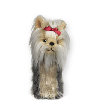 Picture of Daphne's Animal Headcover - Yorkshire Terrier