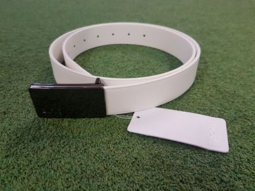 Picture of Ping Ladies Spirit Leather Belt - White