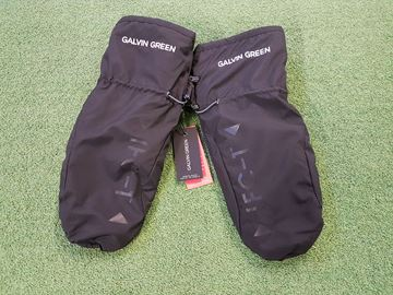 Picture of Galvin Green Landon Mitts - Black