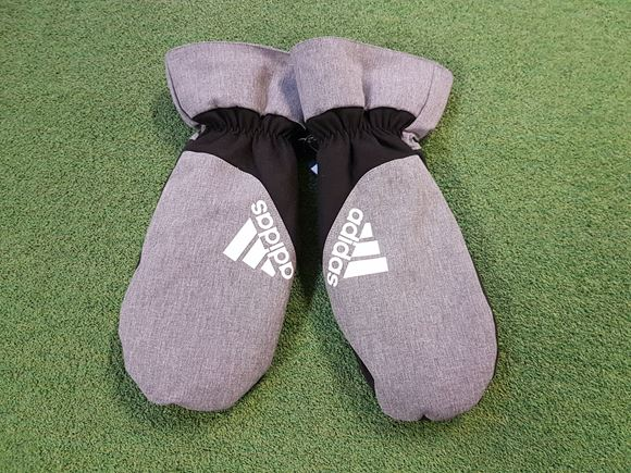 Picture of adidas Golf Mitts - Grey/Black
