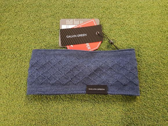Picture of Galvin Green Ladies Bonnie Bandana - Dusty Blue