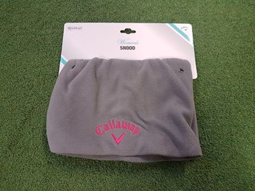 Picture of Callaway Ladies Snood - Grey