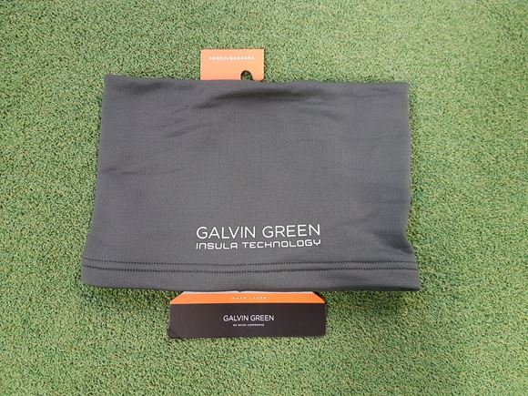 Picture of Galvin Green Mens Delta Snood - Grey