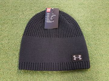 Picture of Under Armour Beenie Hat - Black