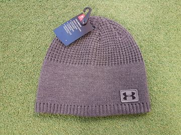 Picture of Under Armour Beenie Hat - Grey