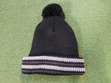 Picture of Mizuno Mens Bobble Hat - Black