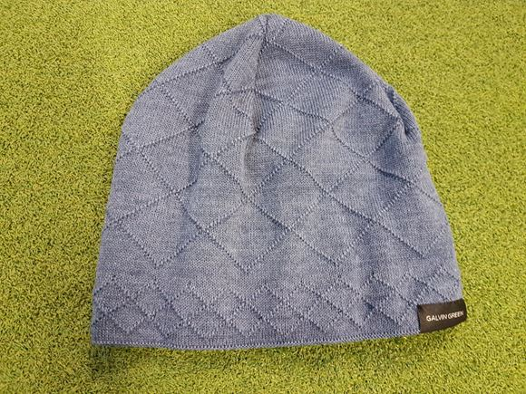 Picture of Galvin Green Ladies Beyla Beenie - Moonlight Blue