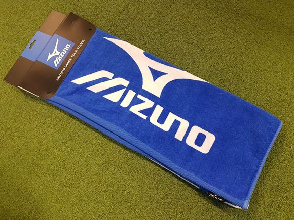 Picture of Mizuno Large Towel - Blue