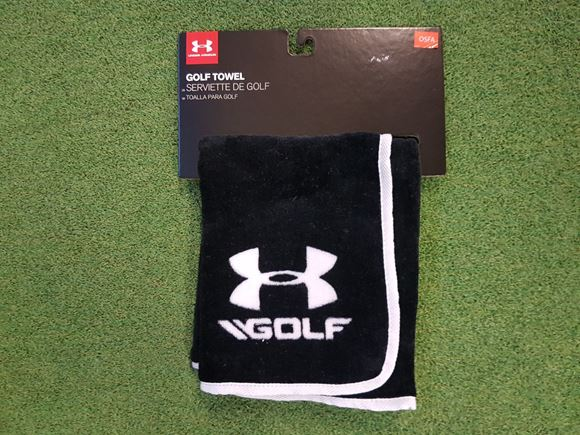 Picture of Under Armour Towel - Black
