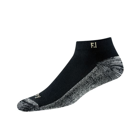Picture of Footjoy Mens  ProDry Sport Socks - Black