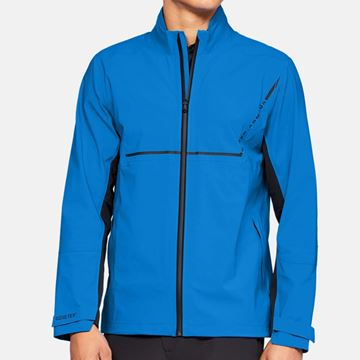 Picture of Under Armour Mens Storm Proof Gore-Tex Waterproof Jacket - Blue