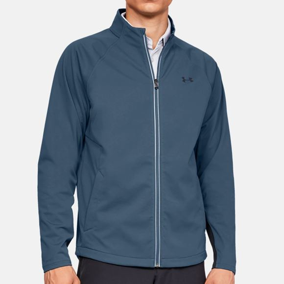 Picture of Under Armour Mens Storm Full Zip Jacket - Blue